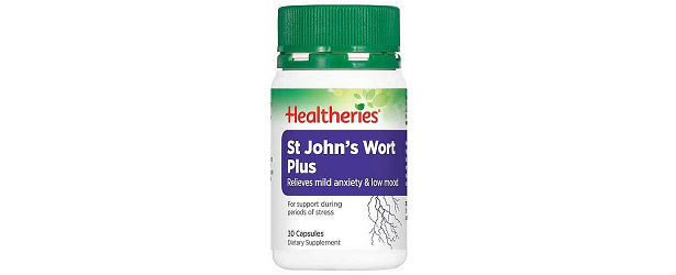 St. John's Wort Plus Review