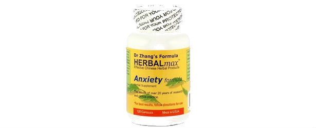 HerbalMax Anti Anxiety Supplement Review