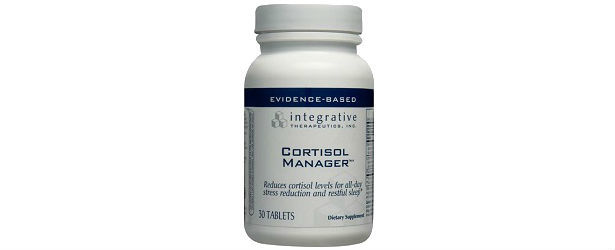 Integrative Therapeutics Cortisol Manager Review