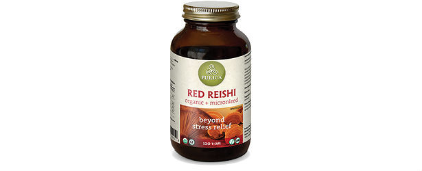 Purica Red Reishi Review