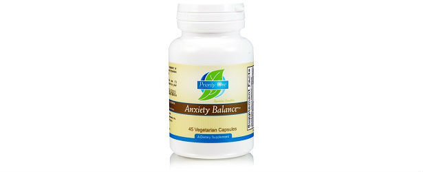Anxiety Balance 45 Vegetarian Capsules Review