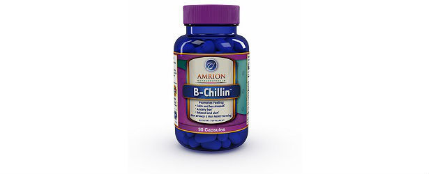B-Chillin Anxiety Supplement Review
