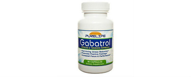 Gabatrol Anti-Anxiety Supplement Review