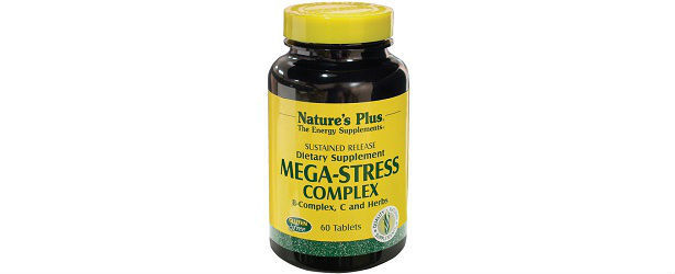 Mega-Stress Complex - Sustained Release Tablets Review