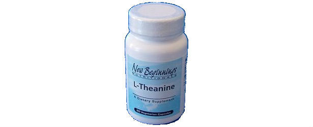 Nutrition L-Theanine Review