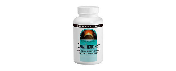Source Natural Calm Thoughts Review