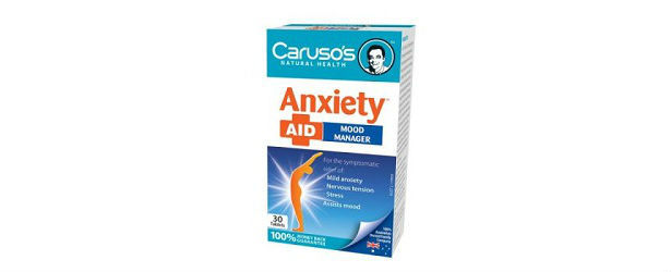 Carusos Natural Health Anxiety Treatment