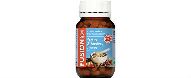 Fusion Health Stress & Anxiety Review
