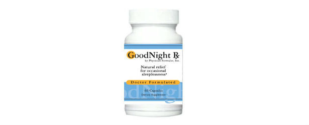 GOOD NIGHT RX with Valerian Root