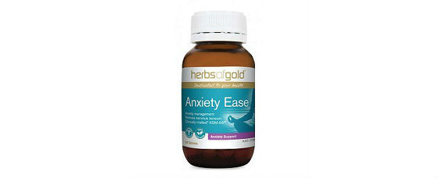 Herbs Of Gold's Anxiety Ease Review