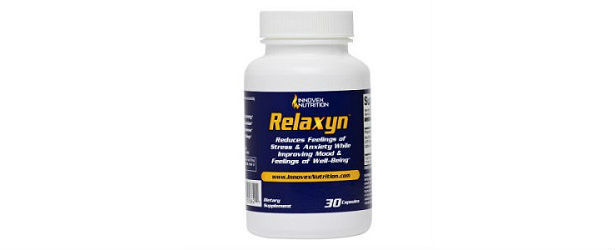 Innovex Nutrition Relaxyn Review
