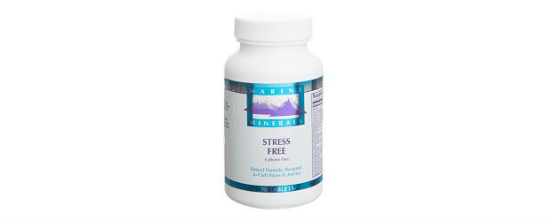 Marine Minerals Stress Free Review