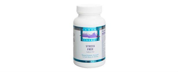 Marine Minerals Stress Free Supplements