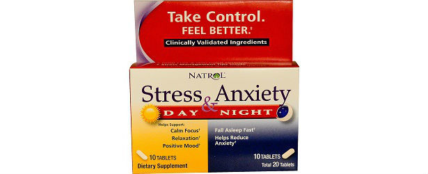 Natrol Stress & Anxiety Review