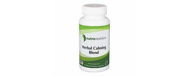 Nutranomics Herbal Calming Blend Review 615