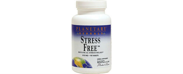 Planetary Herbals Stress-Free Swanson Health Products Review