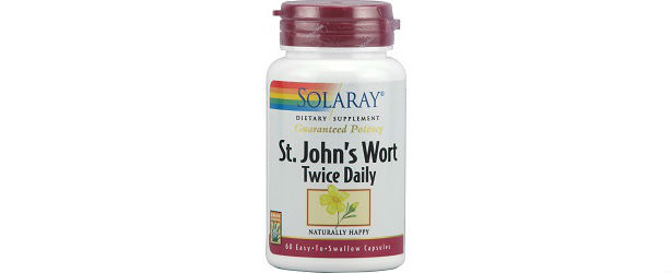 Solaray St. John's Wort Review