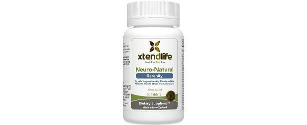 XtendLife Neuro-Natural Serenity Review 615