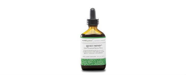 Herbalogic Quiet Mind Herb Drops Review