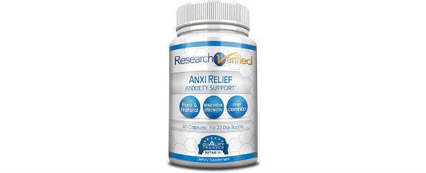 ResearchVerified AnxiRelief Review